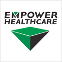 EMPOWER HEALTHCARE 社名ロゴタイプ