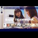 「Enjoy TEAMWORK」採用サイト