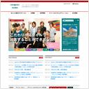 Telewave 企業サイト TOPページデザイン